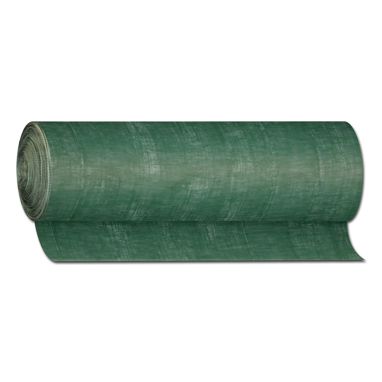 Burlap bulk green