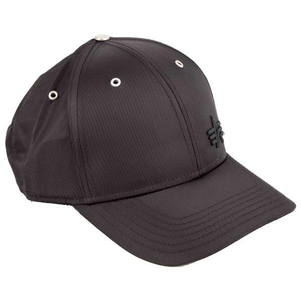 Alpha Industries Baseball Cap Small Logo Flight Cap black