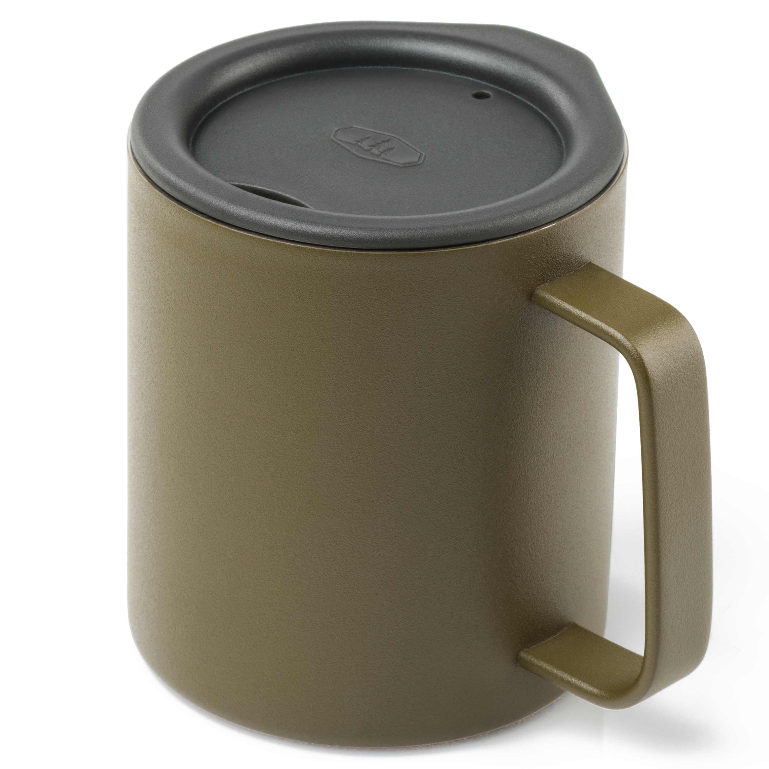 GSI Outdoors Tasse Glacier Stainless Camp Cup 296 ml oliv