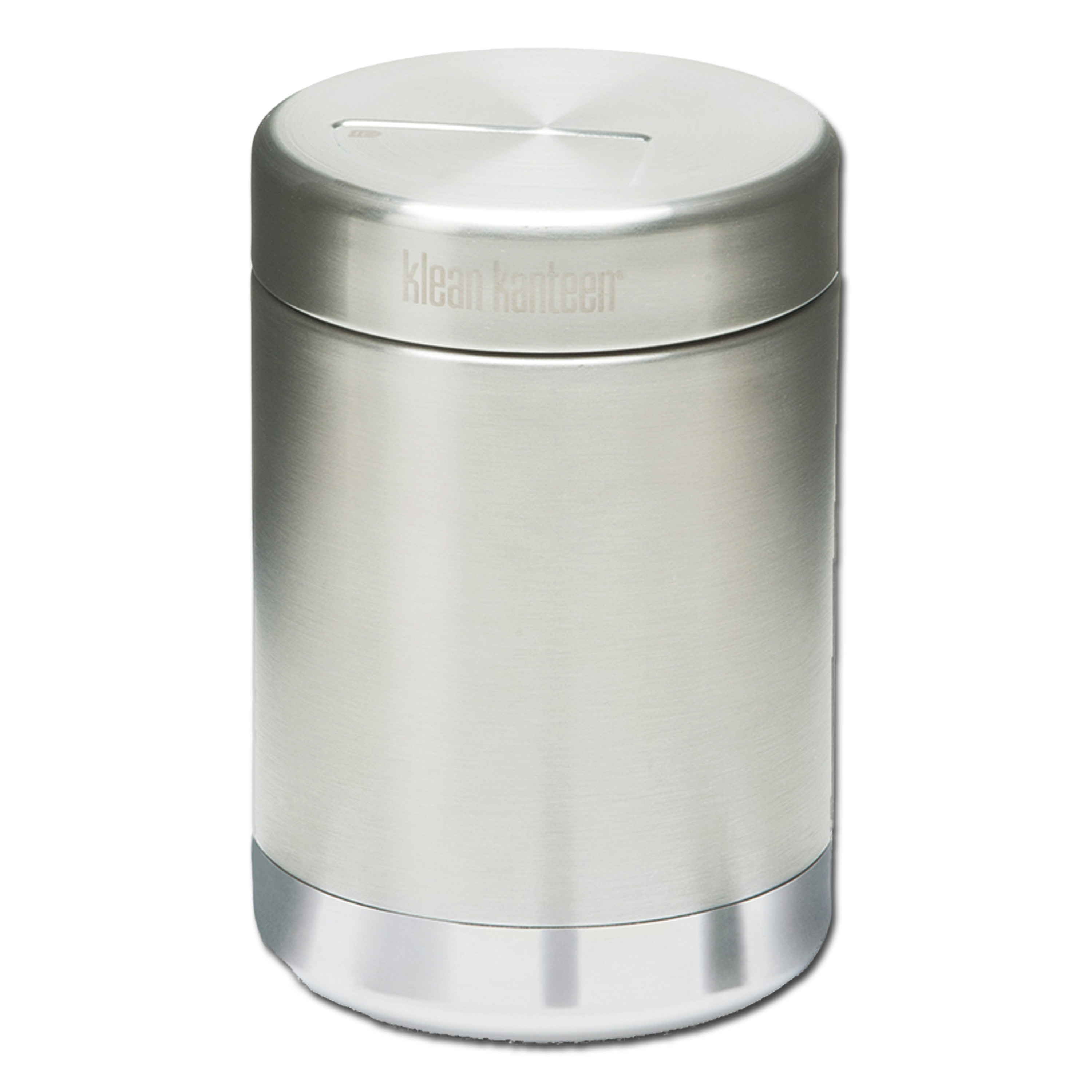 Thermo Insulated Container Klean Kanteen silver 473 ml