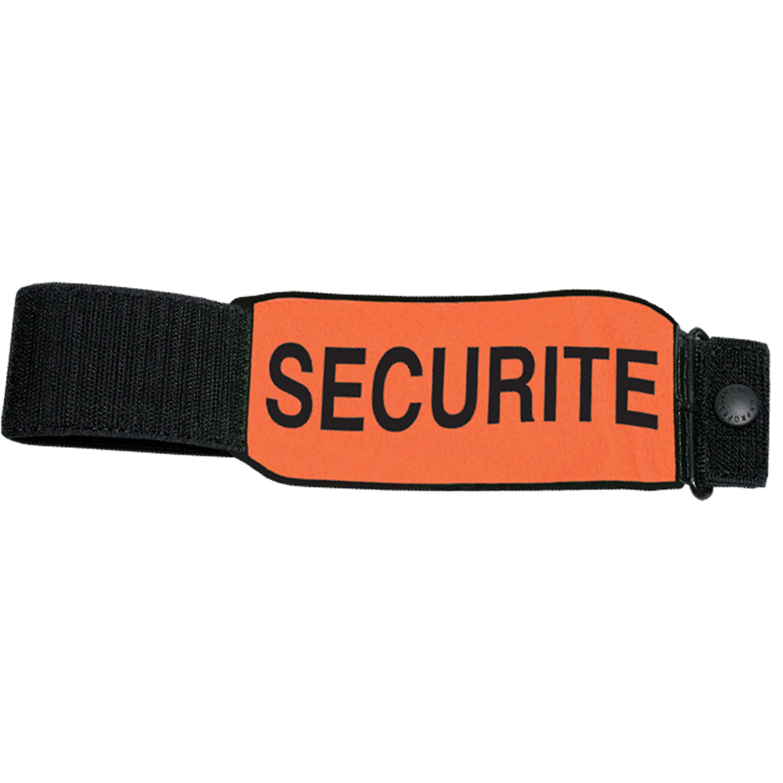 GK Pro Armband SECURITE Reflective