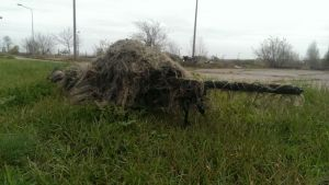 Selfmade Ghillie