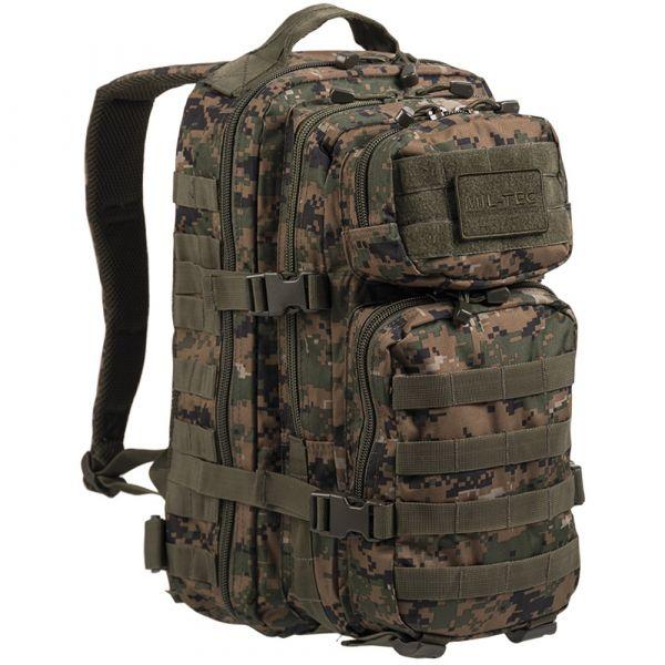 Backpack US Assault Pack digital woodland