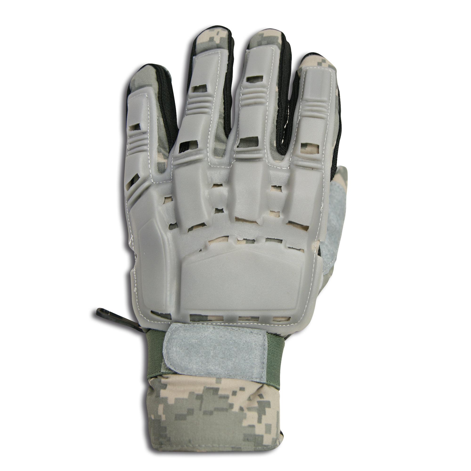 Gotcha-Paintball Gloves Full-Finger AT-digital