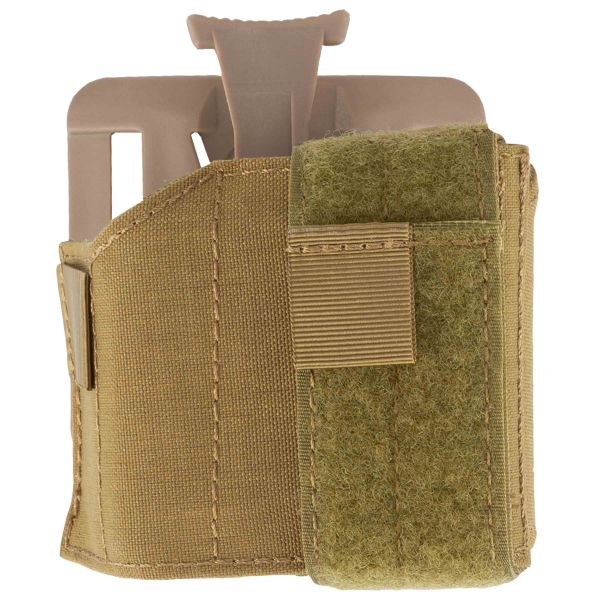 FMA Holster Universal Holster with Belt Mount tan