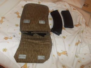 AK Mags in Tasche