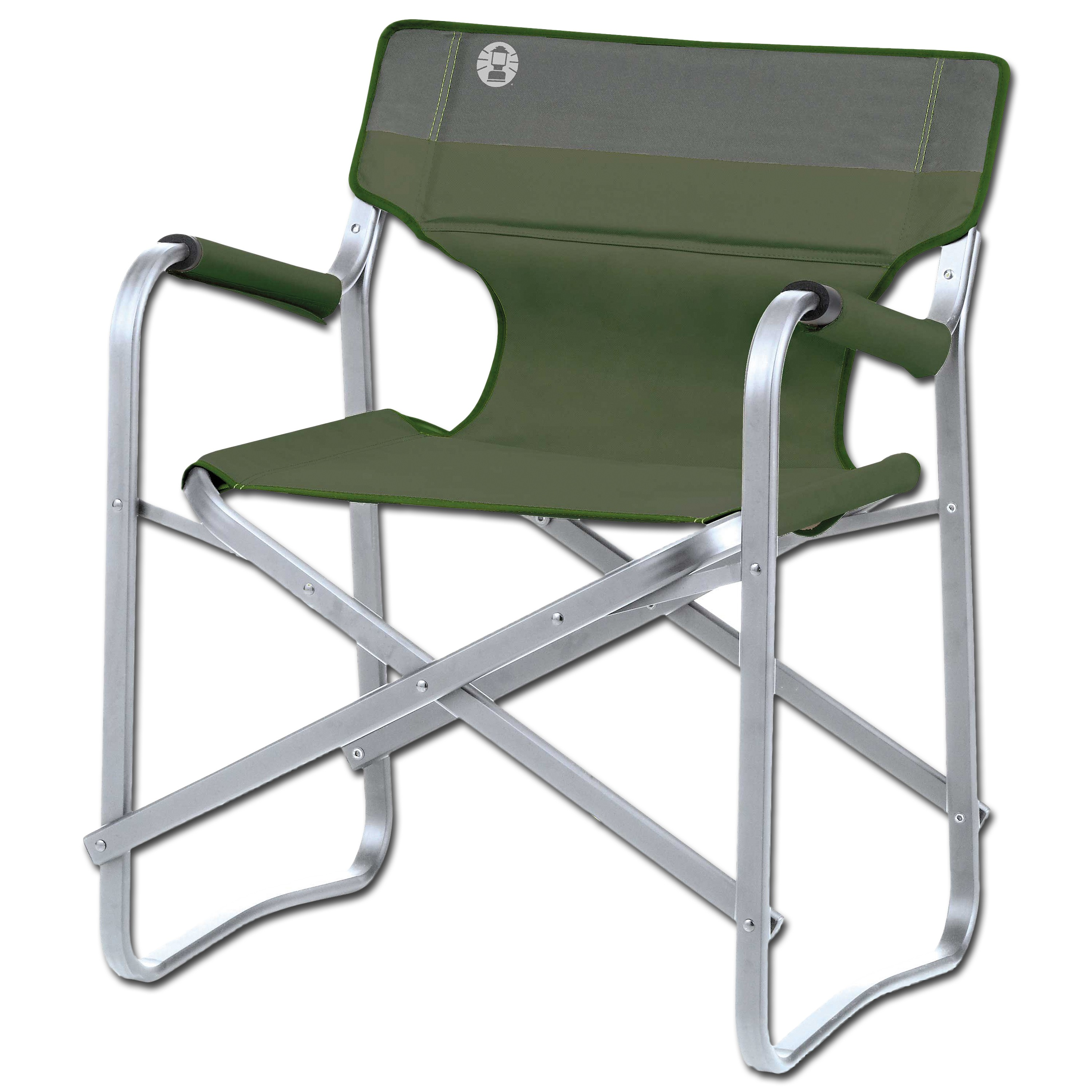 Camping Chair Coleman Deck Chair olive