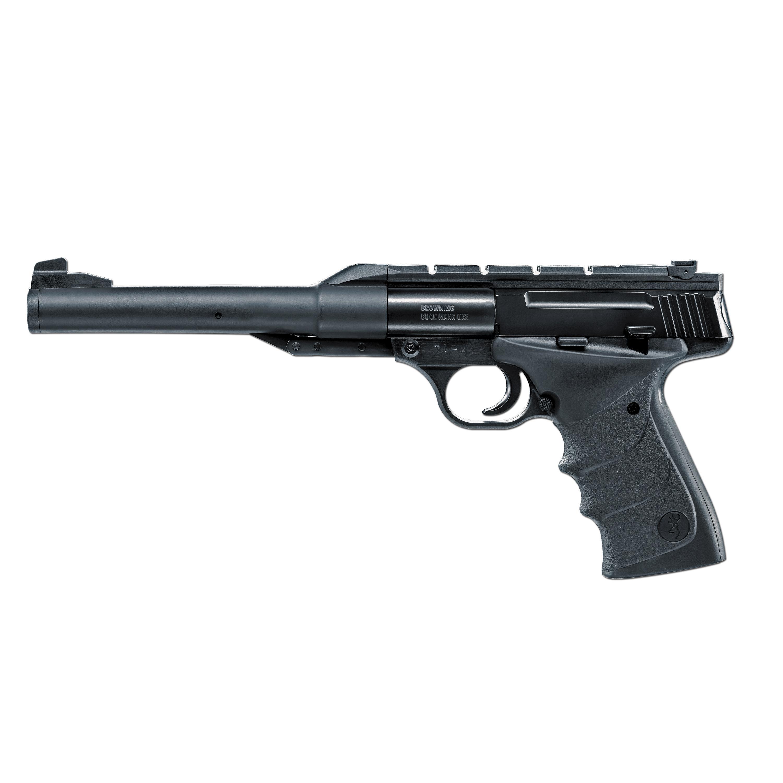 Pistol Browning Buck Mark URX gunmetal-finished