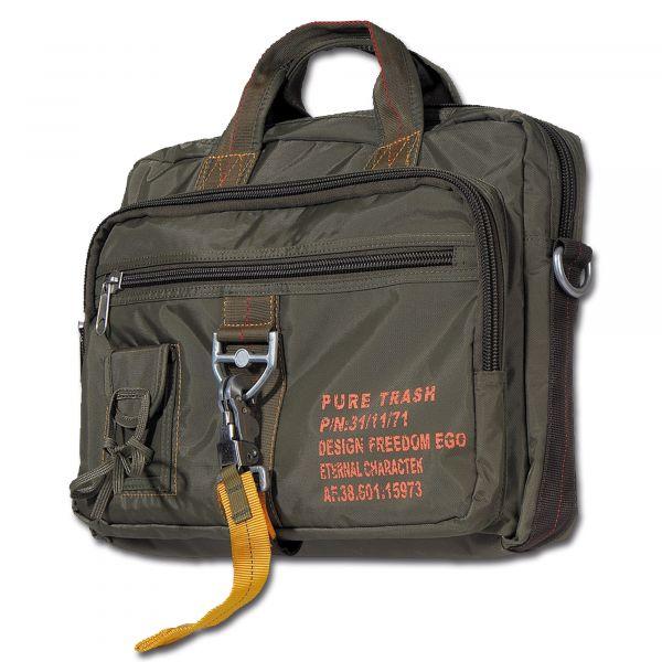 Handbag Pure Trash Carabiner large