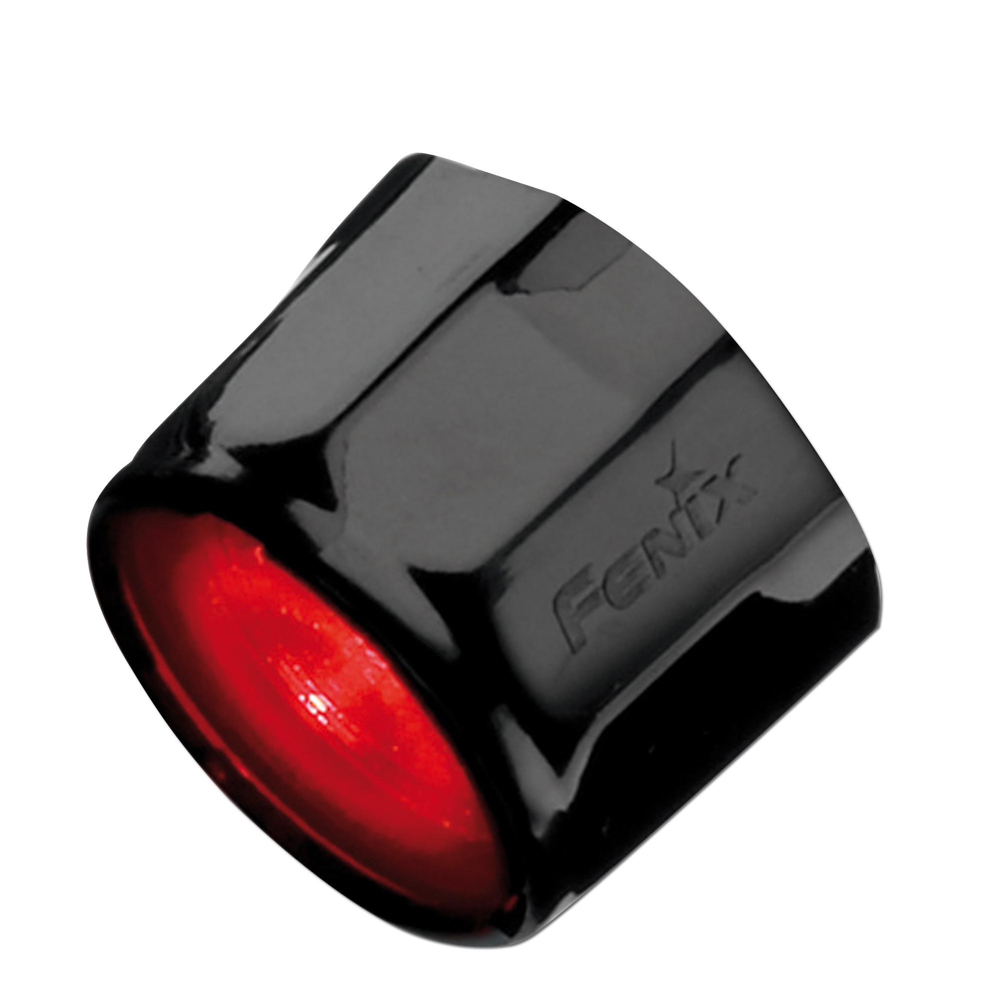 Fenix Light Filter Adapter Red Tk-Series