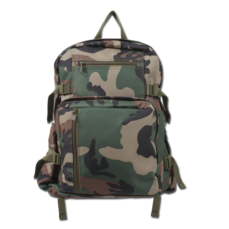 Backpack Rothco Backpack woodland