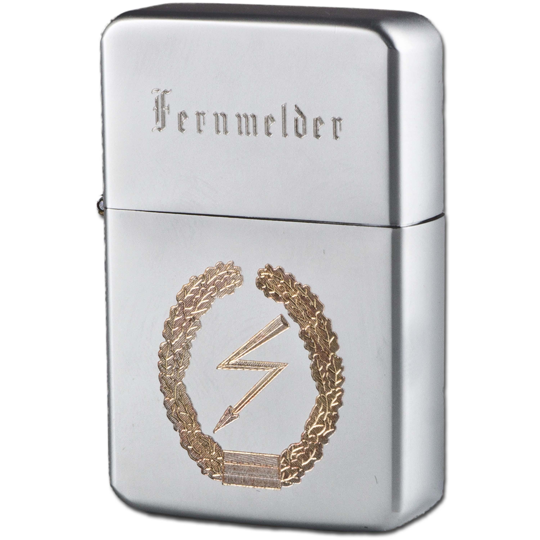 Lighter Z-Plus Gas with engravement Fernmelder