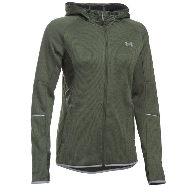 Under Armour Women Jacket Storm Swacket green