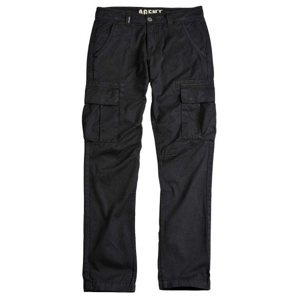 Alpha Industries Pants Agent black