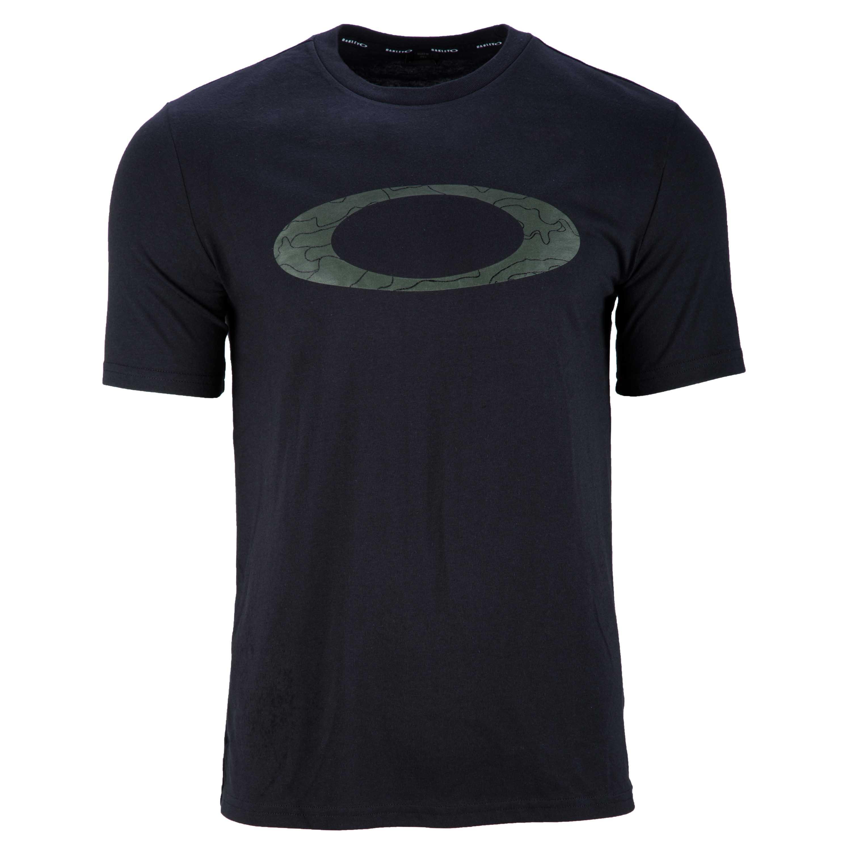 Oakley T-Shirt Ellipse Line Camo blackout