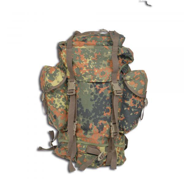 Mil-Tec German Army Combat Backpack flecktarn