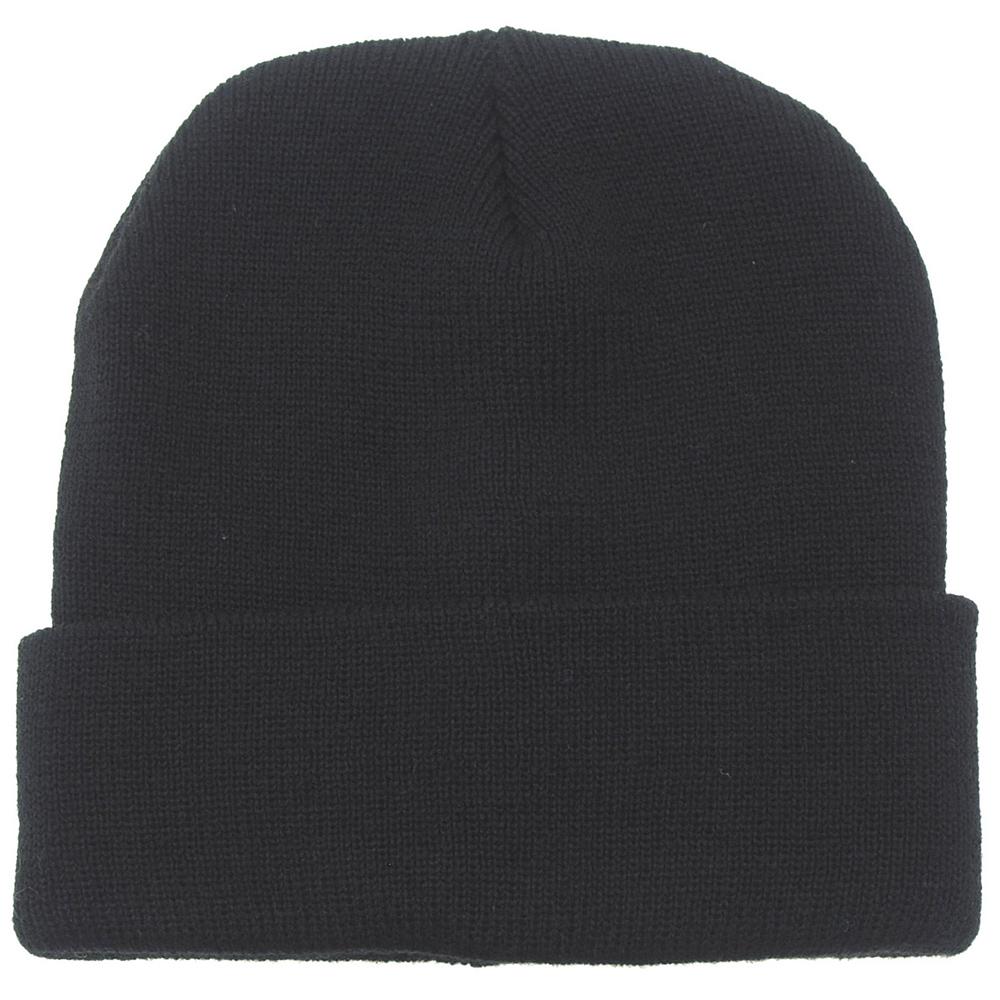 MFH Watch Cap Wool black