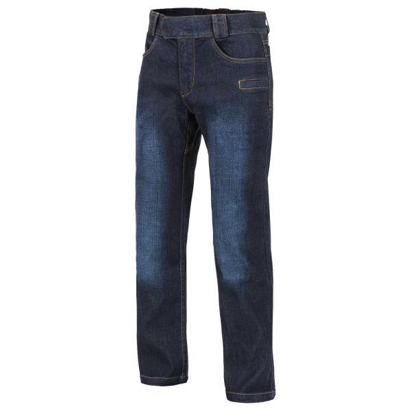 Helikon-Tex Jeans Greyman Tactical Jeans Denim Mid dark blue