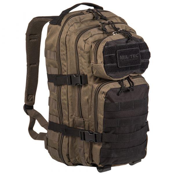 Mil-Tec Backpack US Assault Pack SM ranger green/black