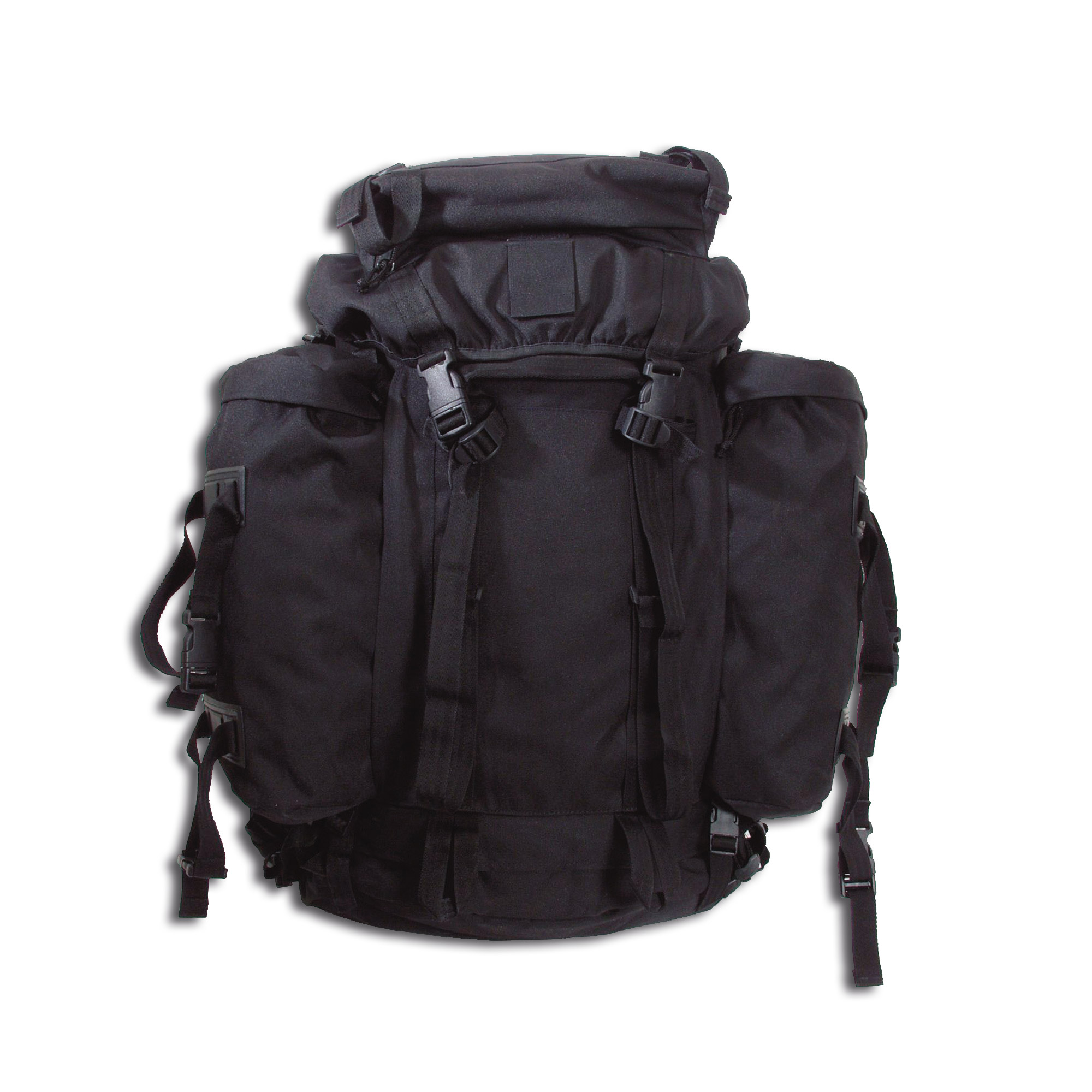 Backpack Mountain black 100L