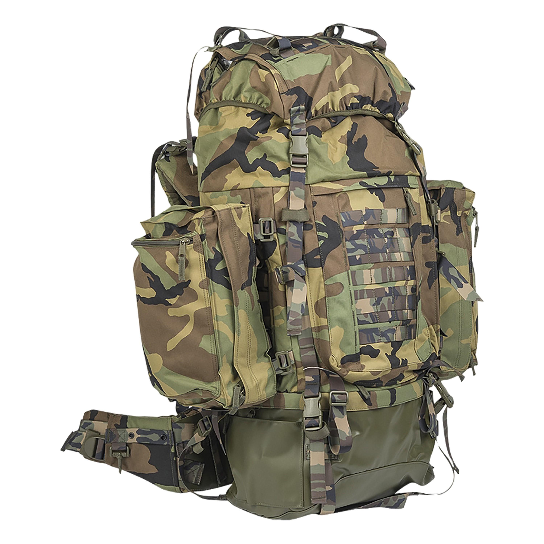 Backpack Teesar 100 L woodland