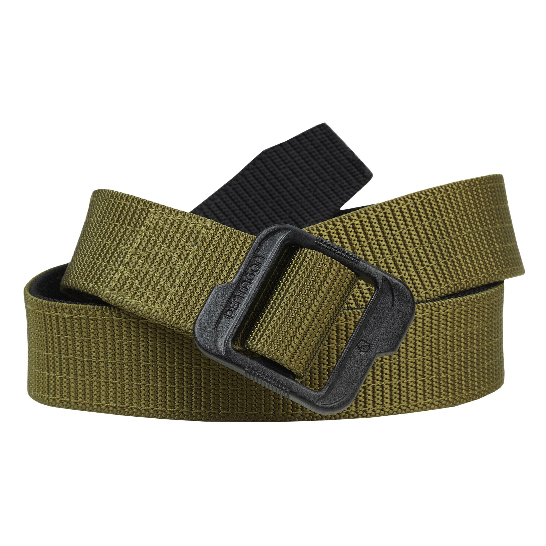 Pentagon Stealth Double Duty Belt olive