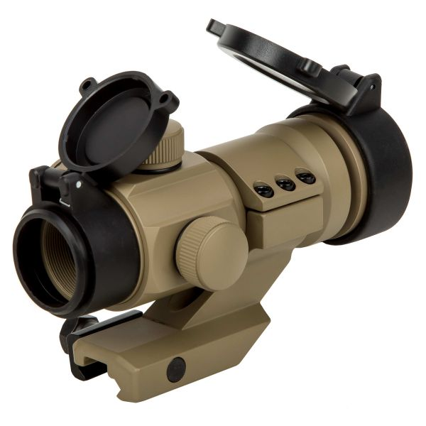 Aim-O M3 Red Dot Sight with L-Montage desert