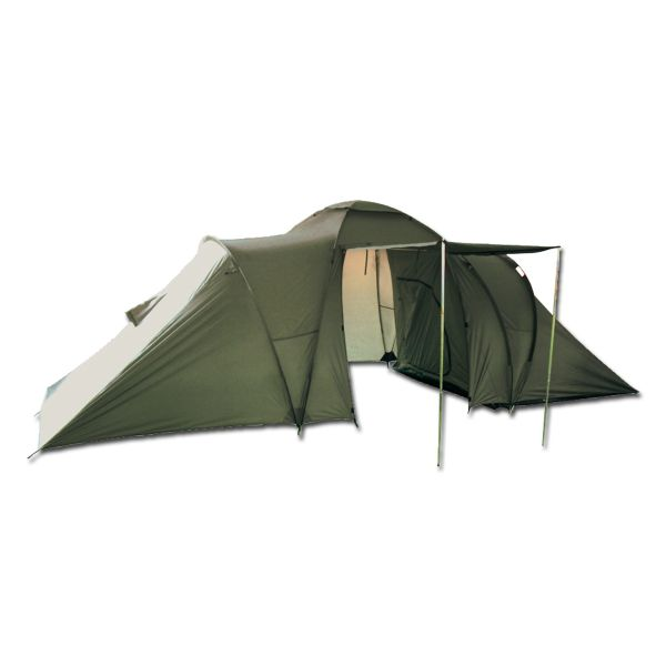 Tunnel Tent Plus olive 3 Person