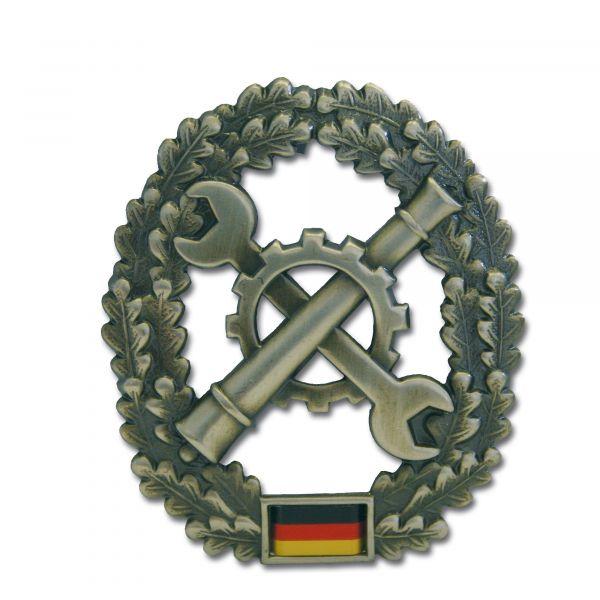 German Armed Forces beret insignia Instandsetzung (Mechanic)