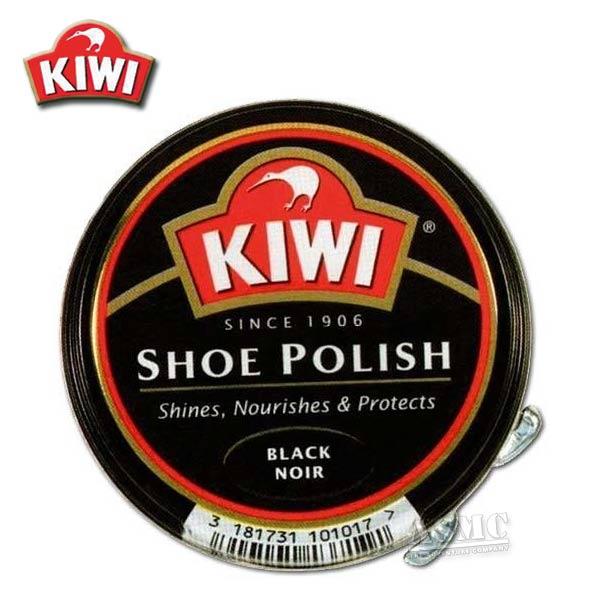 Shoe Polish KIWI black 100 ml
