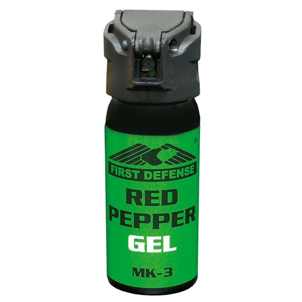 Red Pepper Foam MK-3 Gel
