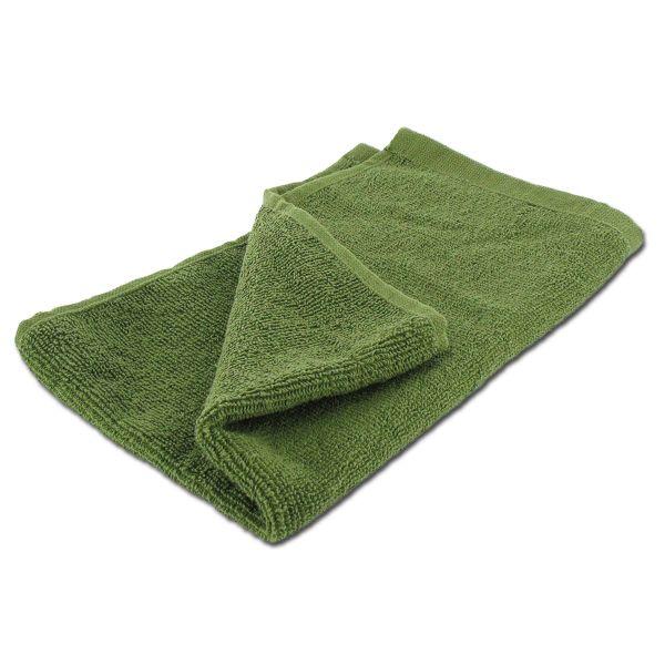 Pro-Force Hand Towel 30 x 50 cm olive
