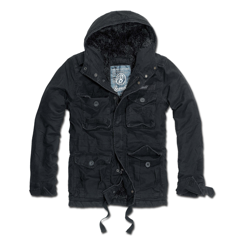 Jacket Brandit Vintage Diamond black