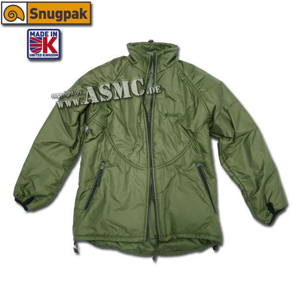 Cold Weather Jacket Sleeka Light olive green