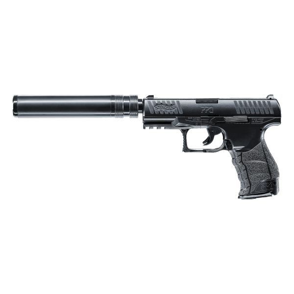 Pistol Airsoft Walther PPQ Navy Kit 0.5 Joule