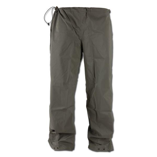 Carinthia Survival Rain Suit Trousers olive