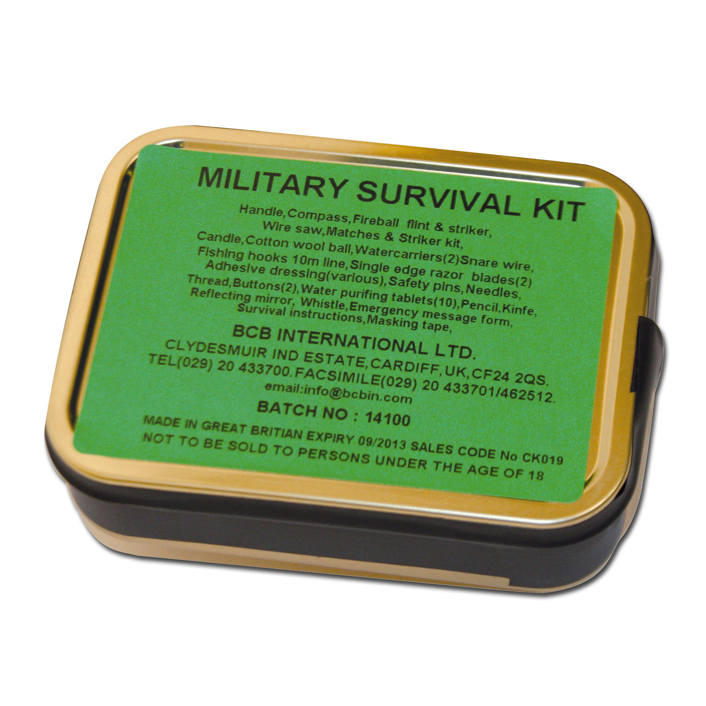 Survivalkit BCB Military