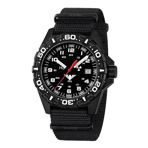 KHS Wrist Watch Reaper Nato black