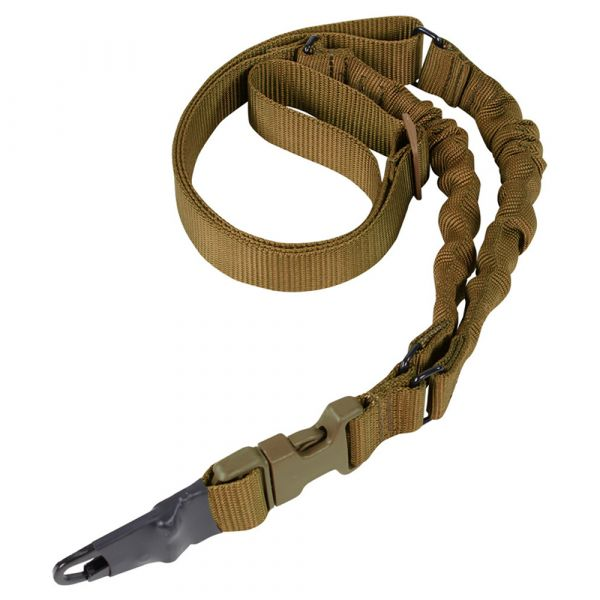 Condor Double Bungee One Point Sling tan