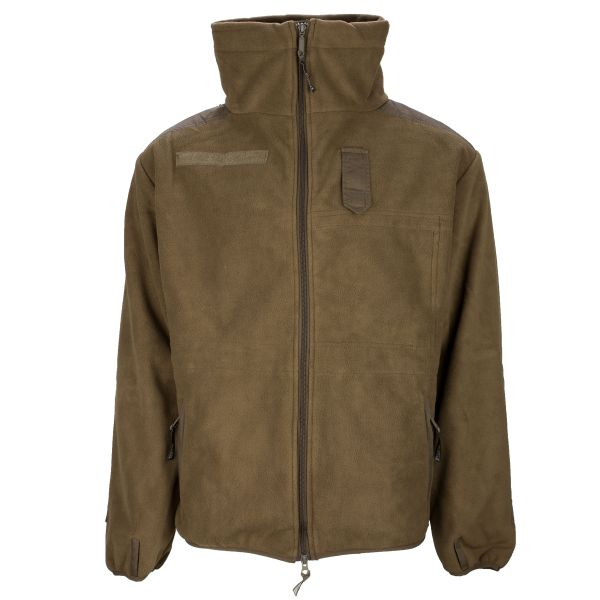 Fleece Jacket Alpine Import olive