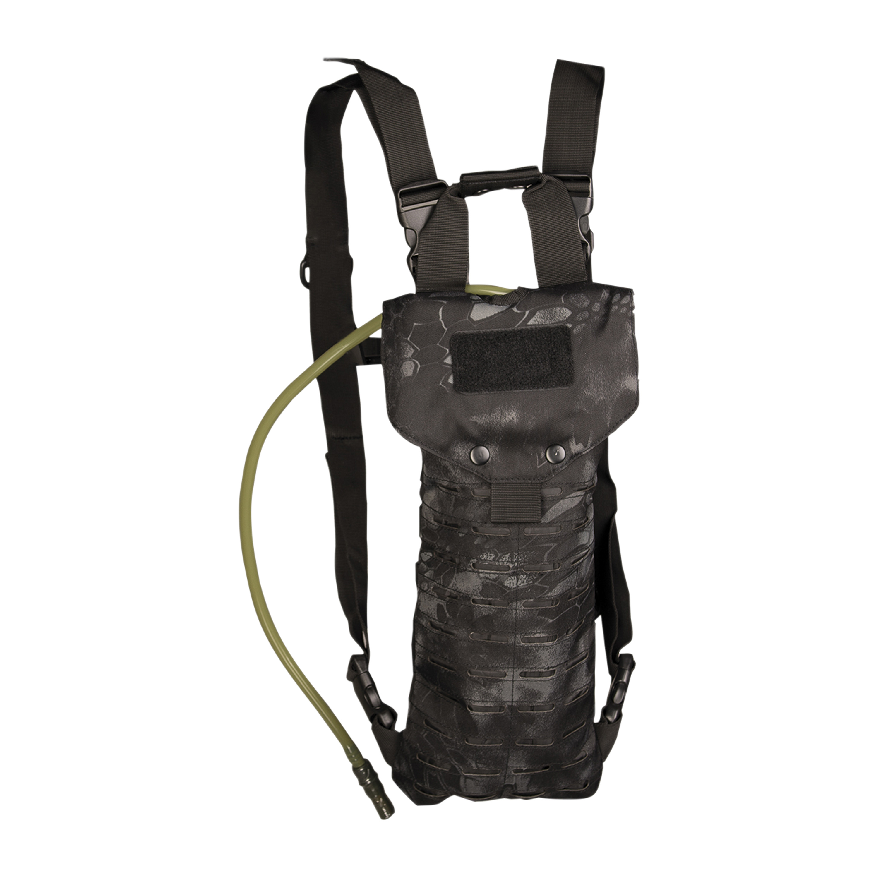 Backpack Hydration Pack Laser Cut 2.5 L mandra night
