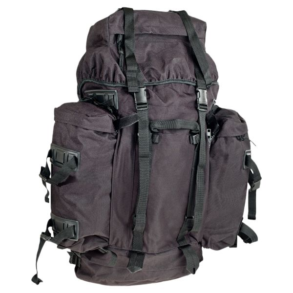 BW Backpack Mountain 100 L black