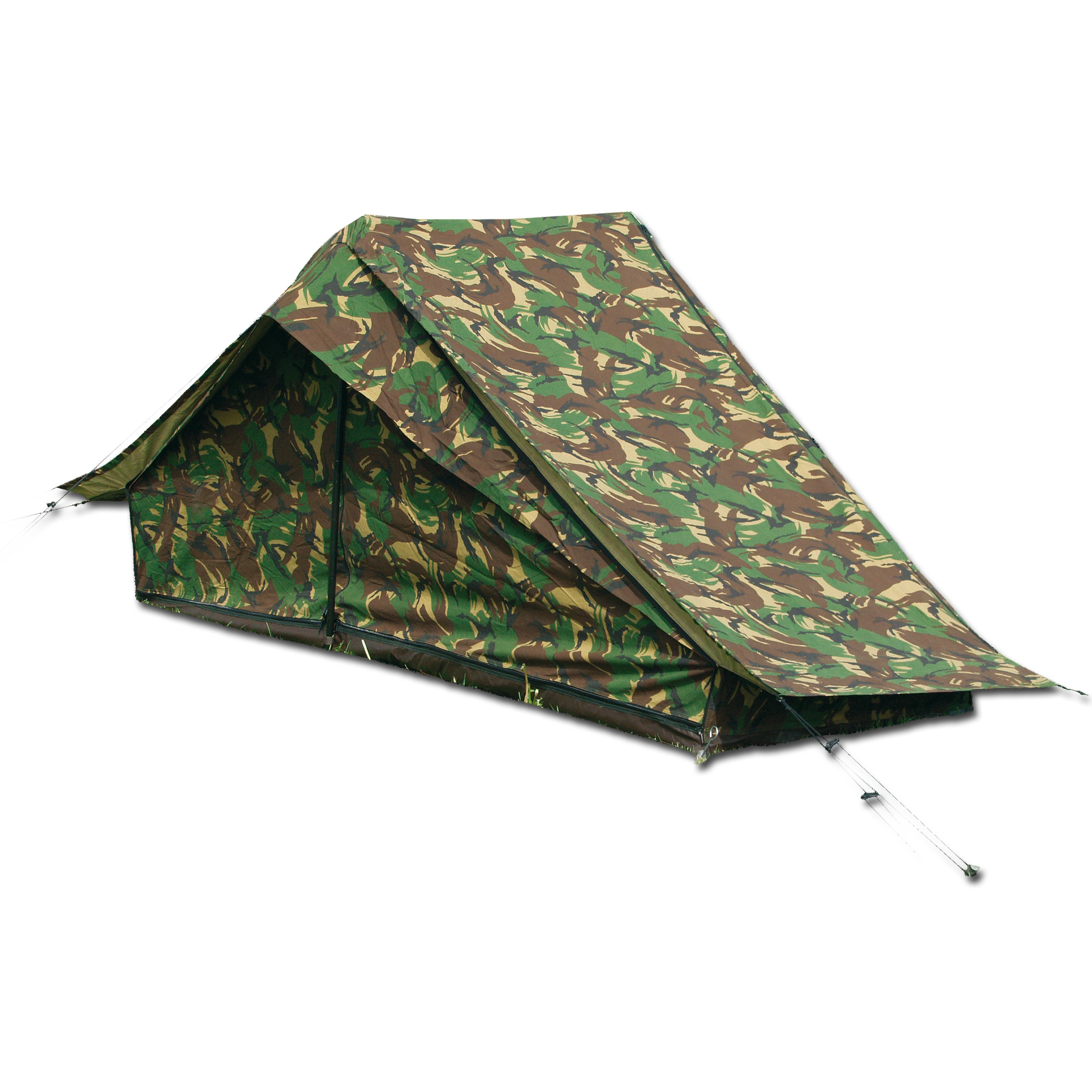 Dutch One-Man Tent Used