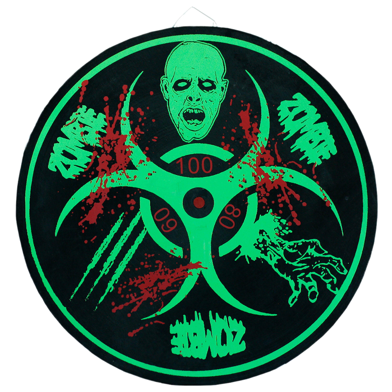 Haller Zombie Dead Target Disc