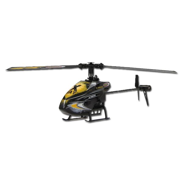 RC Helicopter 2.4 GHz XRay