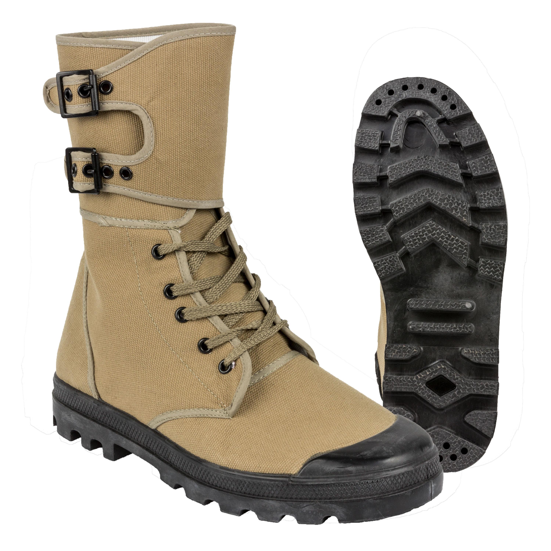 Canvas Commando Boots Mil-Tec