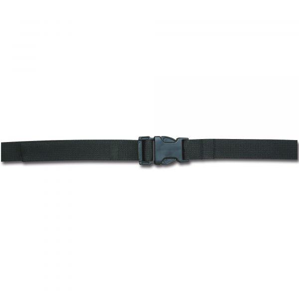 Nylon Pack Strap with Clip black