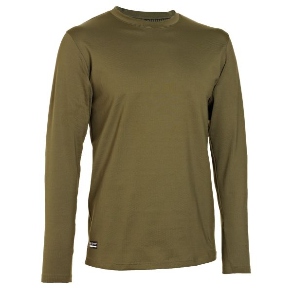 Under Armour Long Arm Shirt Tactical Infrared CG Crew olive