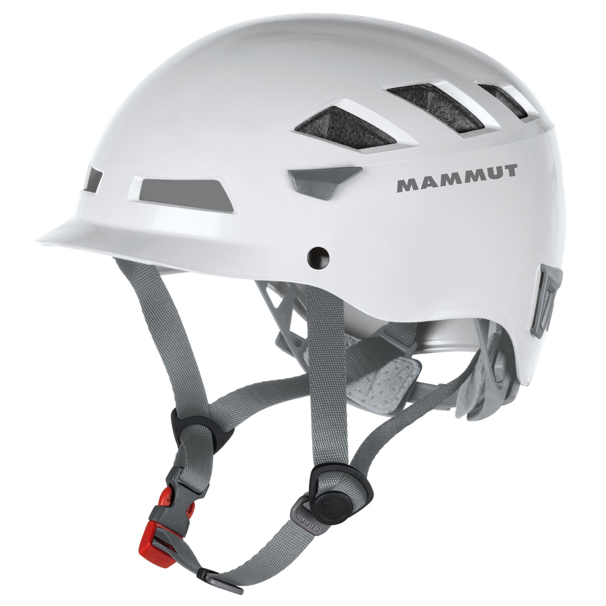 Climbing Helmet Mammut El Cap white-iron
