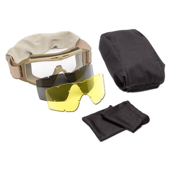 Revision Desert Locust Mission Kit tan